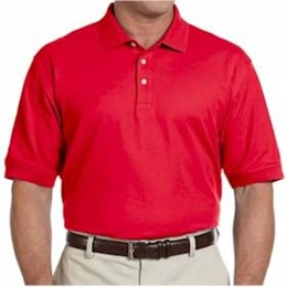 Devon & Jones | D&J Pima Pique Short Sleeve Polo