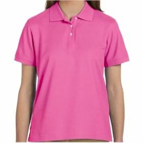Devon & Jones LADIES' Pima Pique Polo