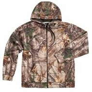Dunbrooke | Dunbrooke Camo Trophy Tech Fleece Full Zip