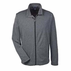 Devon & Jones | Devon & Jones Herringbone Full-Zip Jacket