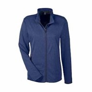 Devon & Jones | Devon & Jones LADIES' Herringbone Full-Zip Jacket