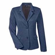 Devon & Jones | LADIES' Herringbone Soft Blazer