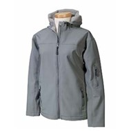 Devon & Jones | Devon & Jones LADIES' Hooded Soft Shell Jacket
