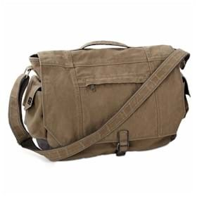 DRI DUCK 15.6L Messenger Bag