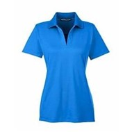 Devon & Jones | D&J CrownLux Performance™ Ladies' Plaited Polo