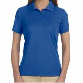 Devon & Jones LADIES' Dri-Fast Mesh Polo