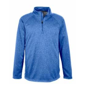 Devon & Jones Stretch Tech-Shell Compass 1/4 Zip