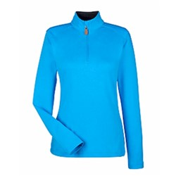 Devon & Jones | D&J Ladies' DRYTEC20™ Performance 1/4-Zip