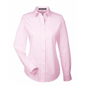 D&J Ladies' Crown Woven Collection™ Striped Shirt