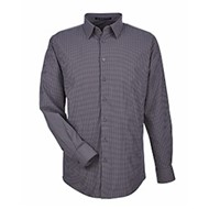 Devon & Jones | D&J CrownLux Performance Tonal Mini Check Shirt