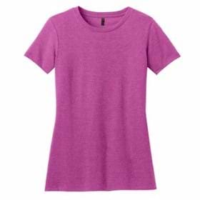 DISTRICT MADE LADIES' Perfect Blend Crew Tee