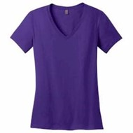 DISTRICT | District Made LADIES' Perfect Weight V-Neck Tee