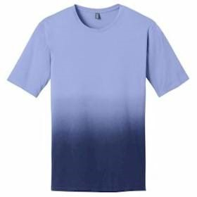 DISTRICT MADE Dip Dye Crew Tee