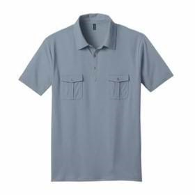 DISTRICT Made Double Pocket Polo