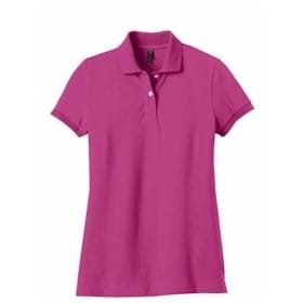 DISTRICT MADE LADIES' Stretch Pique Polo