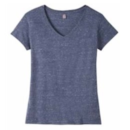 DISTRICT | District Made® Ladies Cosmic Relaxed V-Neck Tee