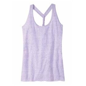 District Made® Ladies Cosmic Twist Back Tank