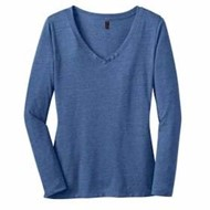 DISTRICT | DISTRICT Made LADIES' L/S V-Neck