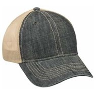 Outdoor Cap | Outdoor Cap Heavy Washed Denim Cap