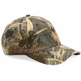 DRI-Duck Wildlife Series Camo Labrador Cap