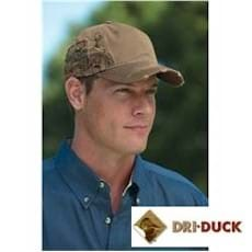 Dri Duck Applique Deer Wildlife Series Cap