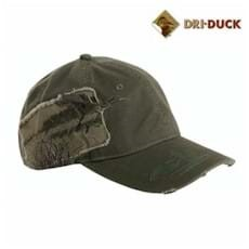 Dri Duck Applique Mallard Wildlife Series Cap