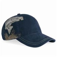 "DRI DUCK | Dri Duck Rawhide ""Bass"" Wildlife Series Cap"