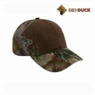 "DRI DUCK | Dri Duck Rawhide ""Buck"" Wildlife Series Cap"