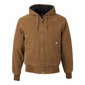 DRI Duck Hooded Canvas Jacket