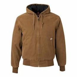 DRI DUCK | DRI Duck Hooded Canvas Jacket