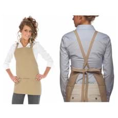 DayStar Three Pocket Bib w/Criss Cross Feature
