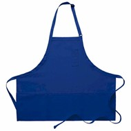 DayStar | DayStar Three Pocket Bib Apron w/ Pencil Pocket