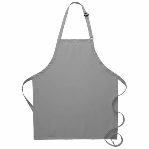 DayStar Regular No Pocket Bib Apron