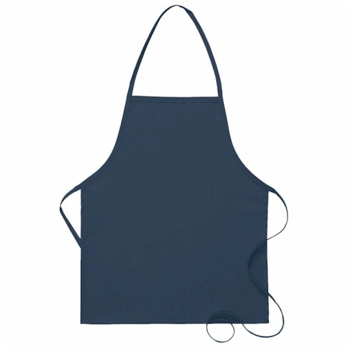 DayStar X-Small No Pocket Bib Apron