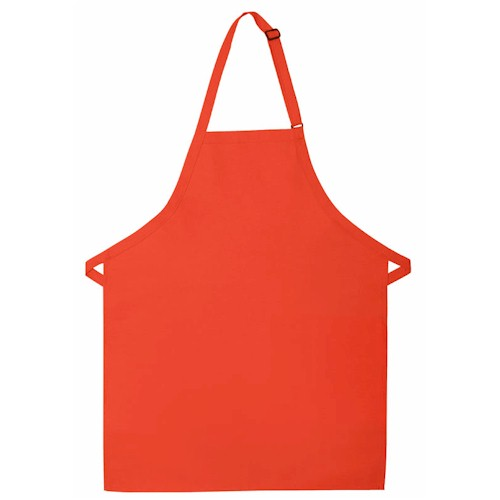 DayStar X-Large No Pocket Bib Apron