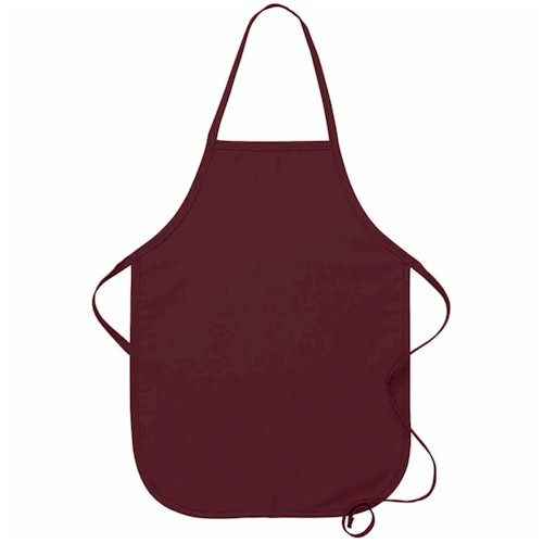 DayStar XL No Pocket CHILD Bib Apron