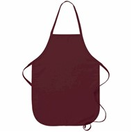 DayStar | DayStar XL No Pocket CHILD Bib Apron