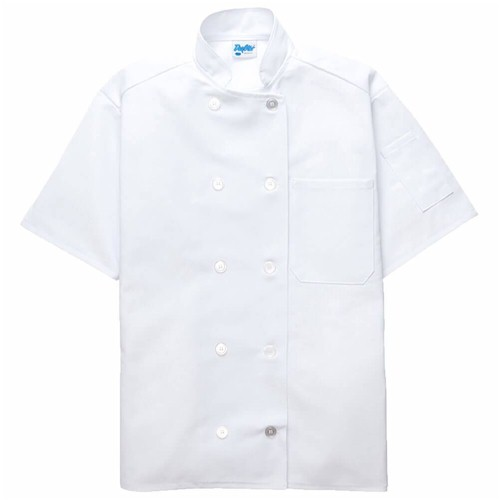 DayStar Short Sleeve Chef Coat