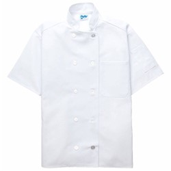 DayStar | DayStar Short Sleeve Chef Coat