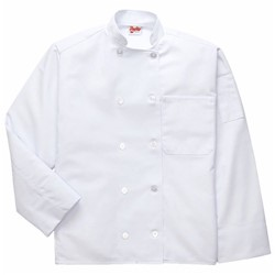 DayStar | L/S DayStar Full Coverage Chef Coat