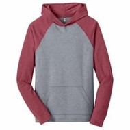 DISTRICT | DISTRICT Young Mens 50/50 Raglan Hoodie