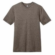 DISTRICT | DISTRICT Young Mens Tri-Blend V-Neck Tee