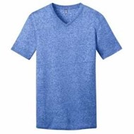 DISTRICT | DISTRICT Young Mens Microburn V-Neck Tee