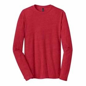 DISTRICT L/S Young Mens Textured Tee