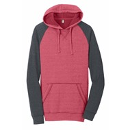 DISTRICT | District ® Lightweight Fleece Raglan Hoodie