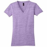 District Threads | District Threads JUNIOR LADIES' Tri-Blend Tee