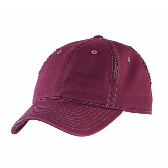 DISTRICT Rip and Distressed Cap