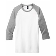 DISTRICT | District® Very Important Tee® 3/4-Sleeve Raglan