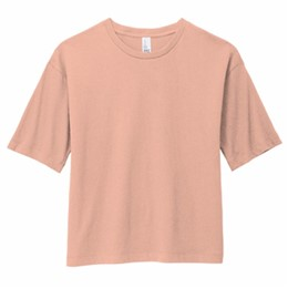 DISTRICT | District ® Women's V.I.T. ™ Boxy Tee