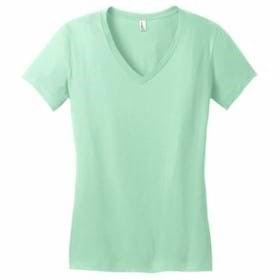 DISTRICT JUNIORS Very Important V-Neck Tee